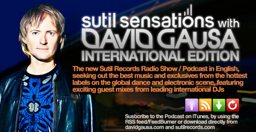 Sutil Sensations International Edition Image